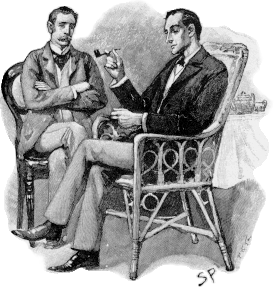 Paget's Holmes and Watson